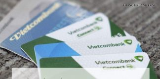 cach lam the atm vietcombank online