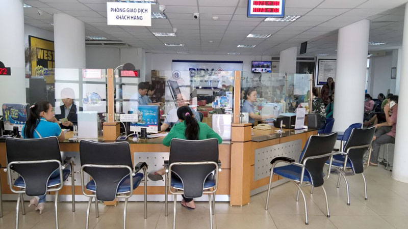 Lam lai the atm co mat so tai khoan khong