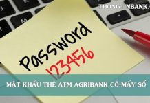mat khau the atm agribank co may so