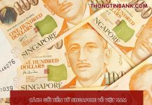 cach chuyen tien tu singapore ve viet nam