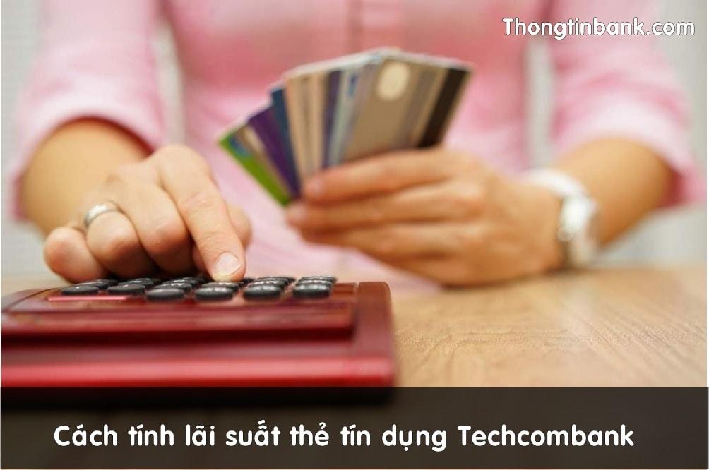 lai suat the tin dung techcombank 2020