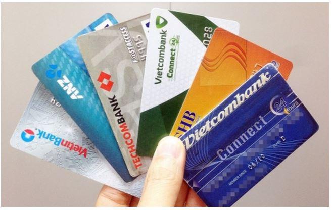 1 chứng minh nhân dân làm được mấy thẻ ATM