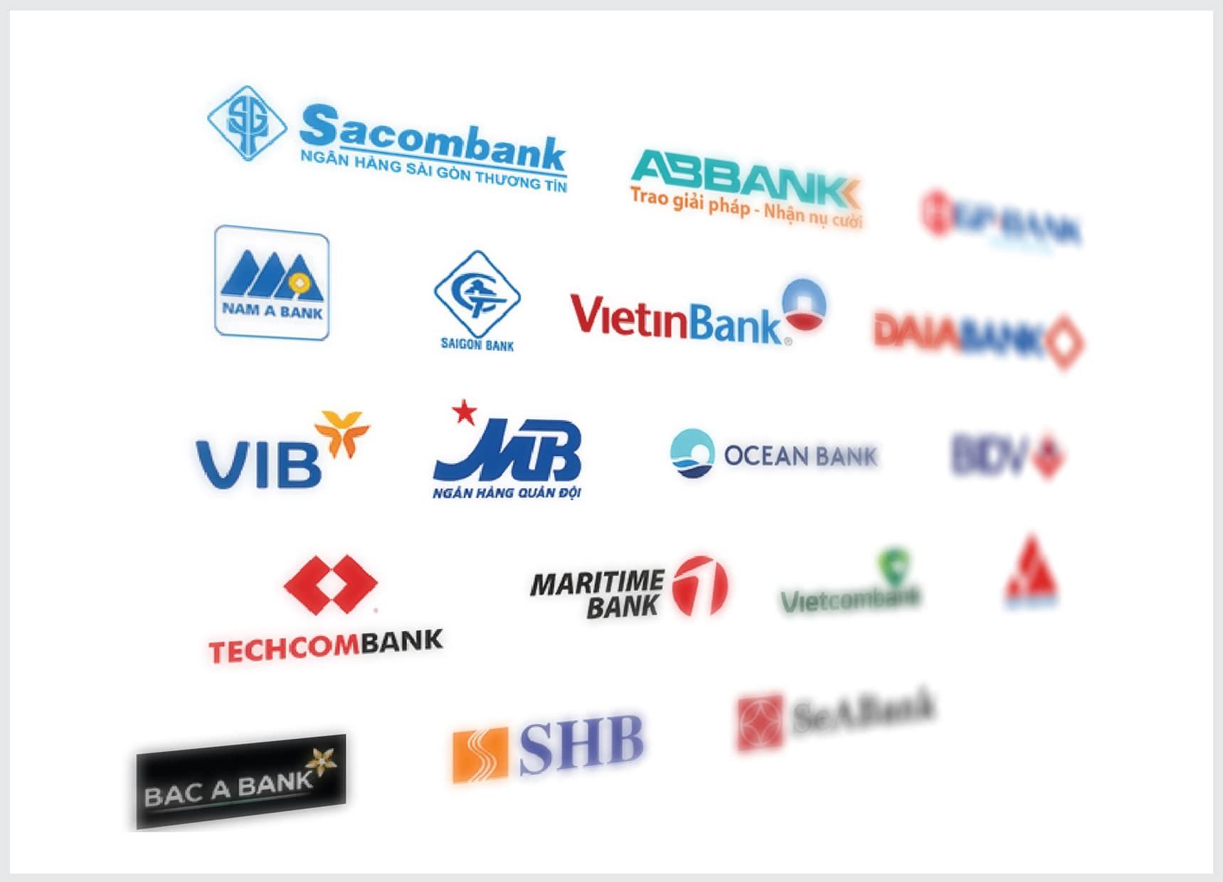 Sacombank chuyển khoản được cho ngân hàng nào