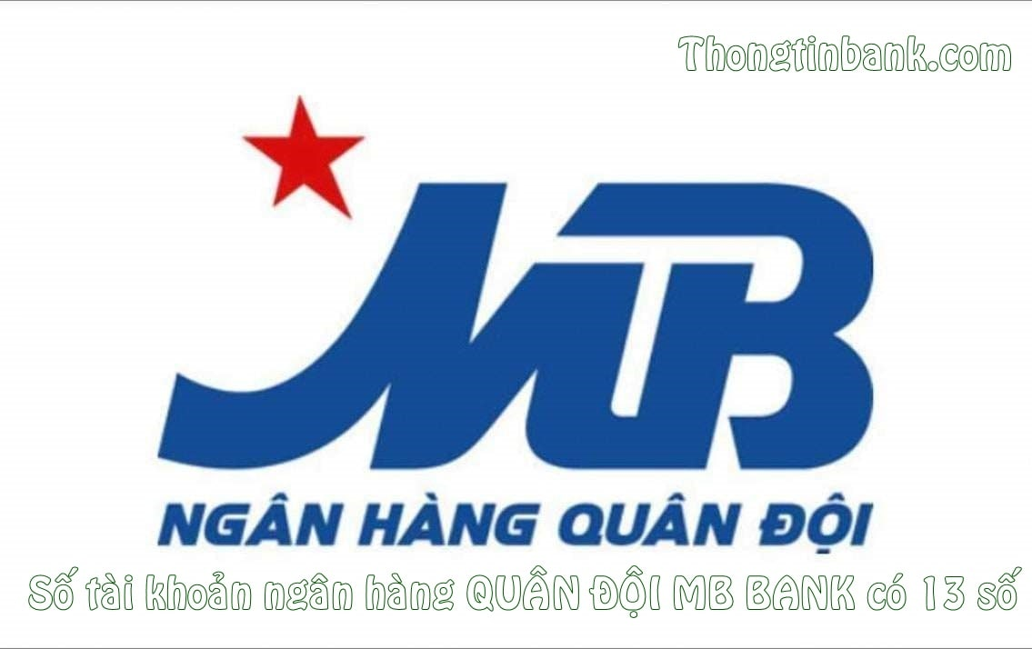so tai khoan ngan hang quan doi co bao nhieu so