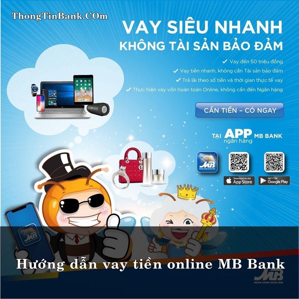 vay tien online mb bank