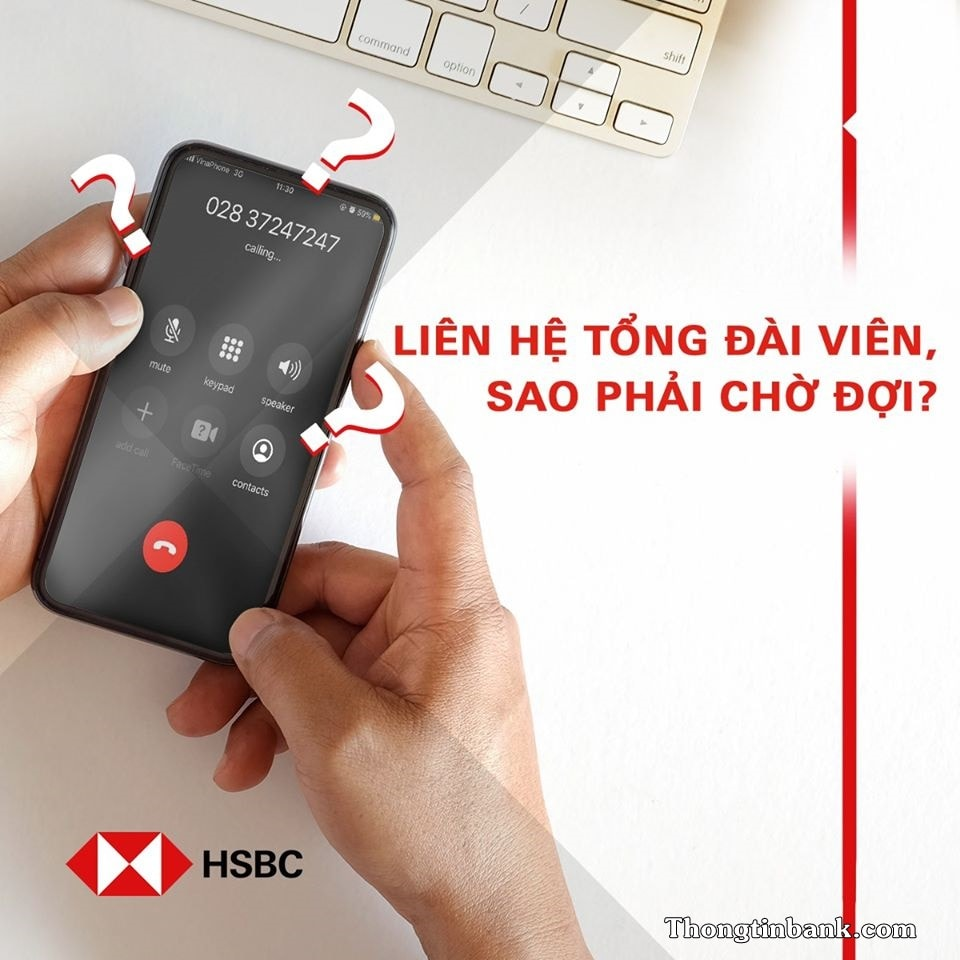 cach kich hoat the tin dung hsbc