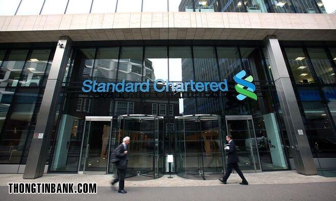 Ngân hàng Standard Chartered liên kết với ngân hàng nào
