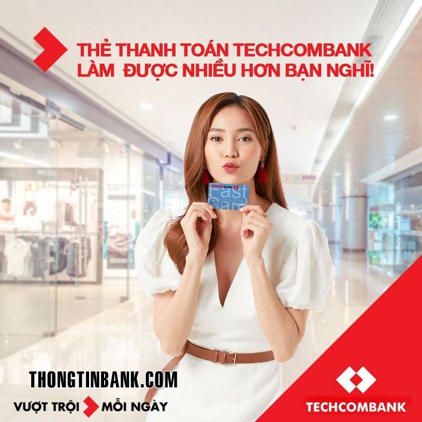 The techcombank rut duoc o nhung cay atm nao