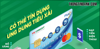 Lam the tin dung fe credit mat bao lau