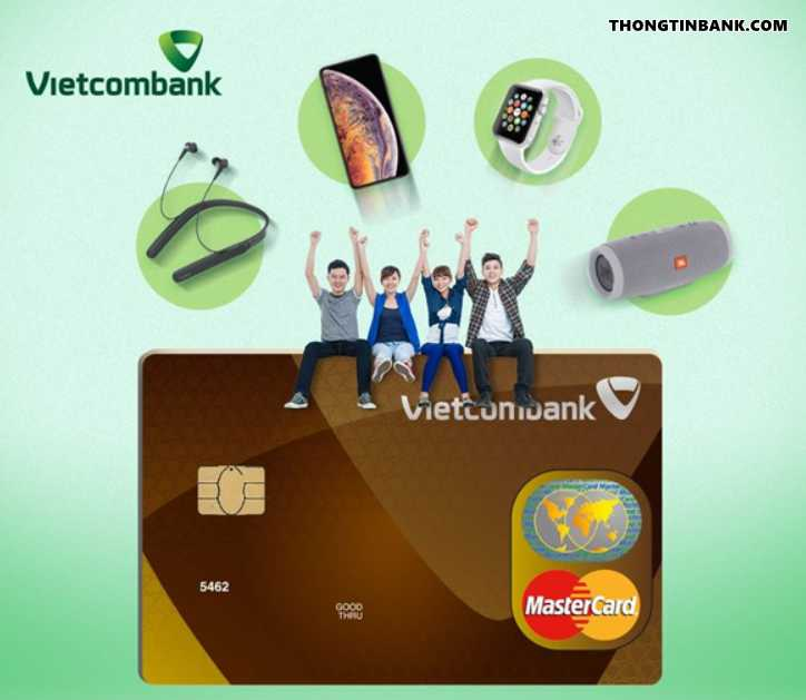 The visa vietcombank het han