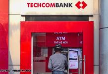 Cach van tin tai khoan techcombank