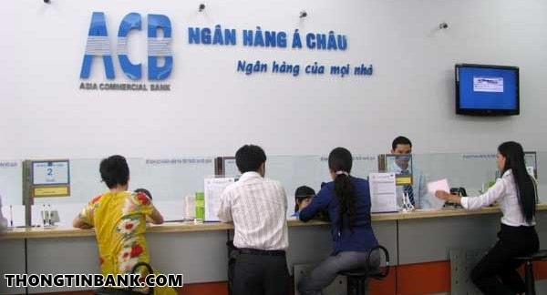 Mo the tin dung acb online