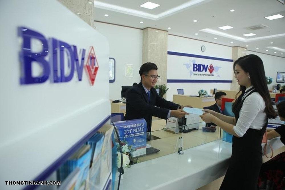 Thay doi so dien thoai smart banking bidv
