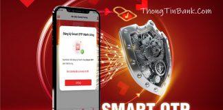 Đăng ký Smart OTP Techcombank
