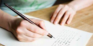 Giấy vay tiền viết tay