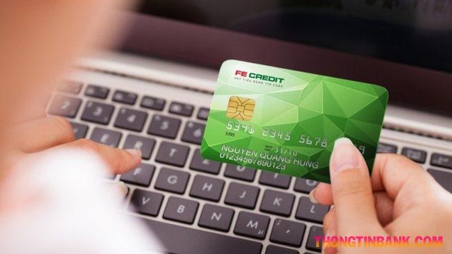 Cách kiểm tra thẻ Fe Credit đã kích hoạt chưa