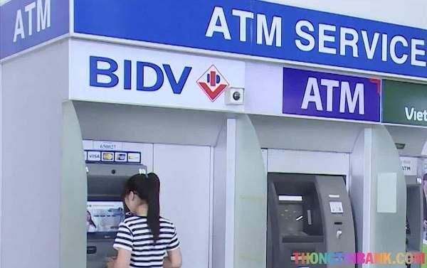 Kiểm tra số tài khoản BIDV