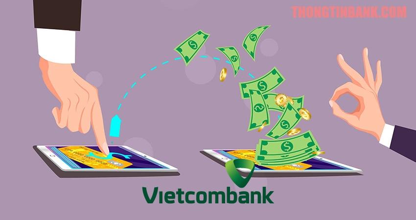 Hạn mức chuyển tiền vietcombank